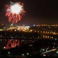 Салют на День Независимости РК :: Андрей Акулинин