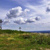 Окрестности Белогорского монастыря :: Андрей Качин