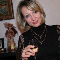 Мария.Новый год. :: Юлия Родионова