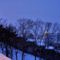 Стена в ночи :: Сергей Банков