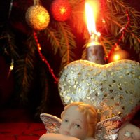 С Рождеством! :: Лариника Кузьменко