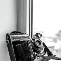 Старинный фотоаппарат :: Пухлый _наркотик