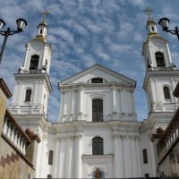Успенский собор в Витебске :: Олег Козлов