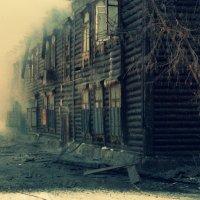 На пепелище :: Лиса Алиса