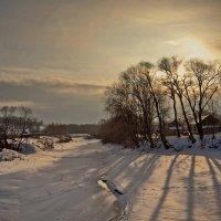Канун Рождества :: Владимир Макаров
