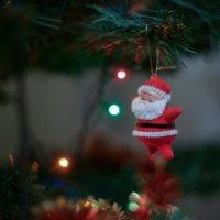 Новогодняя елочная игрушка) :: Ирина Рыбакова