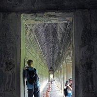 Камбоджа. Ангкор-Ват :: Владимир Шибинский