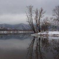 Стражи зимней Волги :: Павел Пудов