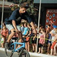 Прыжок :: Александр Сапанцов