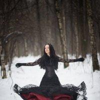 Зима, зима... :: Анастасия Kashmirka