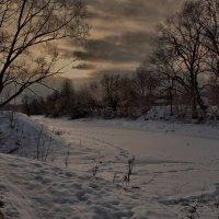 Январские короткие дни :: Владимир Макаров