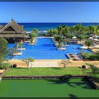 Вид из номера отеля The Grand Mauritian :: DimCo ©
