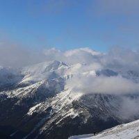 Лучше гор могут быть только горы!!! :: Павел Тюпа