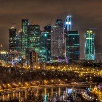 Москва сити :: Александр Мо