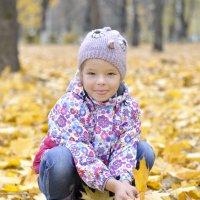 Раз листочек, два листочек... :: Алёна Васильева
