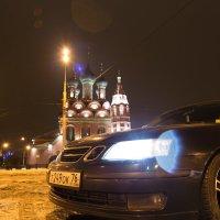 Saab 9-3 :: Дмитрий Николаев