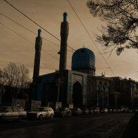 Соборная мечеть Санкт-Петербурга :: Vladimir Malyavka