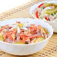 Домашний салат :: Виктор Никитин