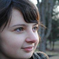 девушка :: Анна Горпинко
