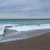 Море волнуется.... :: Анастасия Nikonова
