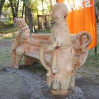 деревянное зодчество Алтая :: Сергей Глушко