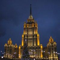 вечерняя Москва :: Геннадий Свистов
