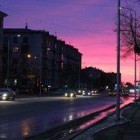 Ночной Павлодар! :: Галина Суконко