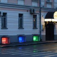 Московское кафе :: Andy Bayt