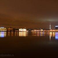 Ночной город. :: Дмитрий Рожков