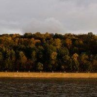 Москва река, осень :: Вячеслав Печенин