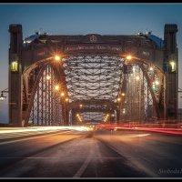 Мост Петра Великого 2012 :: Tajmer Aleksandr