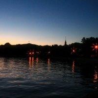 закат на набережной :: иван *****