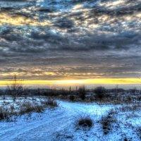 зимняя дорога :: Ирина Петрова