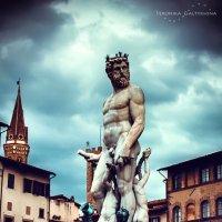 Нептун. Площадь Сеньории, Флоренция :: Вероника Галтыхина