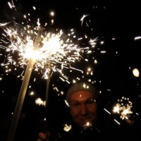 Новогодняя с огоньком :: Pavel Stolyar