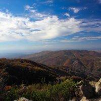 Лучше гор могут быть только горы... :: Елена Миронова