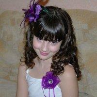 Кристинка 9 лет :: Татьяна Кондратюк