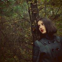 взгляд в глубину :: Валерия Андриянова
