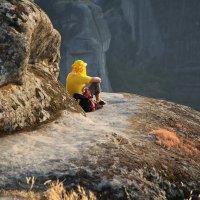Желтый паломник :: Сергей Крюков