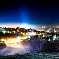 ночной город :: Никон Савельев