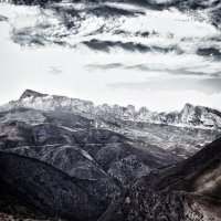 горы :: Maxim Smiridi
