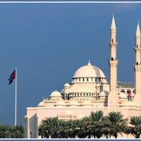 Мечеть Аль Нур (Al-Noor Mosque) в Шардже :: Евгений Печенин