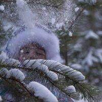 прогулка в лесу :: Мария Сабирова