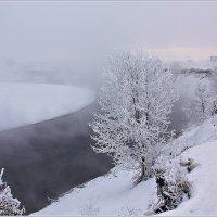 Рассвет... Недалеко до Москвы реки... :: Olenka