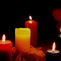Пока горит свеча... :: Ramil Suleymanov