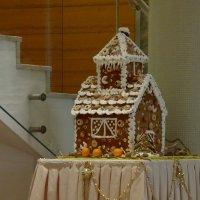 Пряничный домик. :: Ольга