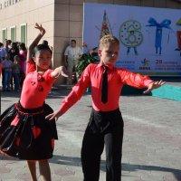 В ритме танца :: Сергей Гриднев
