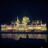 Венгнерский парламент :: Виталий Сидоренко