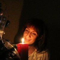 Новогодняя ночь :: Елена Гавшина