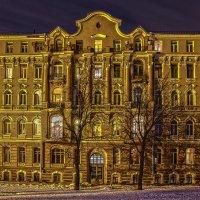 Дом :: Александр Неустроев